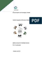 Gestão Integrada de Resíduos Sólidos MR_2012