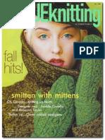 Vogue Knitting Fall 2008