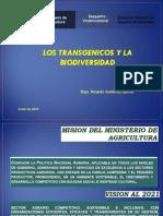 Los Transgenico Leyes