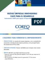 Instrumentos de Emprendimiento CORFO