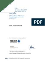 27D1016v1 Inception Report
