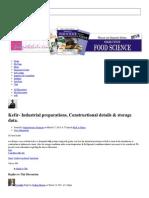 Kefir- Industrial Prepar...- Www.foodpathshala