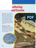 weathering soils and erosion