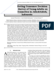 Factors Affecting Consumer Decision-Making
