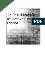 La titulización de activos en España.pdf