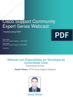 Webcast - Troubleshooting Ospf - Final