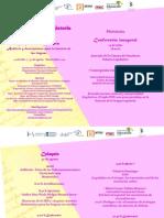 30 de Agosto. Programa VI Coloquio de Historia Del Español (1) (1)