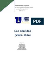 Copia de Los Sentidos , Anatomia.