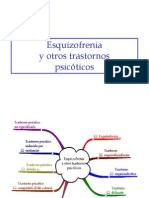 Esquizofrenia criterios diagnósticos