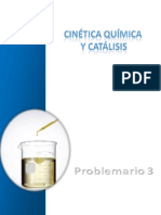 Problemas de Cinetica Quimica UNACAR 2009