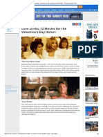 Love Stinks_ 12 Movies for the Valentine's Day Haters - Screen.answers