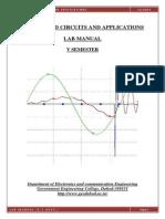 Ica Lab Manual 151003