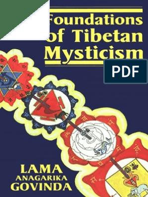 Foundations of Tibetan Mysticism | Mantra | Vajrayana
