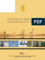 Economic Survey_2013_ of Maharashtra