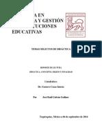 Reporte de Lectura_didactica-concepto, Objeto y Finalidad_jgalvang6113