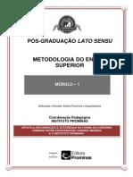 Metodologia Do Ensino Superior