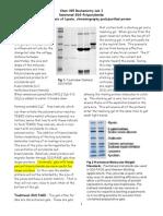 Chem 405 Sds Page