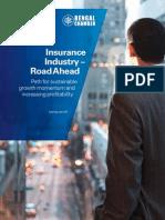 Insurance Industry Road Ahead FINAL
