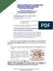 Guia Protocolo Para Ver a Alguien Con Sensibilidad Quimica Multiple en Su Casa en Eventos