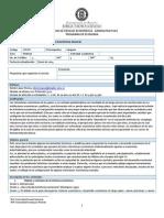 Program a He Gu Tadeo 2014 i