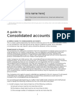 BHP Guide Consolidated Accounts 2011