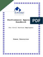 Appraisal Handbook