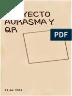 Proyecto Aurasma y Qr