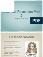 scientific revolution day 2