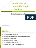 Introduction to Programmable Logic Devices