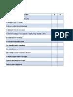 Ficha de Autoevaluación Para El Alumno