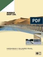 Link Middle Esst Guard Rail