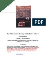 The Oklahoma City Bombing & Politics of Terror