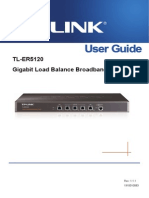TL-ER5120 User Guide