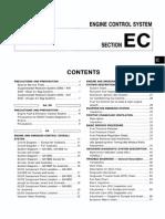 Nissan Almera n15 - Engine Control System.pdf