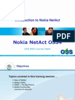 01 Introduction to Nokia NetAct