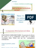 Thème 112 - Les Analyses Théoriques Des Classes 2014-2015ppt