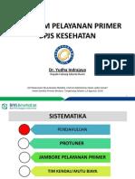 Program Pelayanan Primer-presentasi Kc 082014