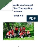 Book 6 Mecho's St. John Ambulance Therapy Dog Friends