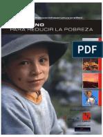 92366820 El Camino Para Reducir La Pobreza