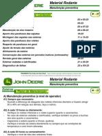1B-Manutenção Material Rodante