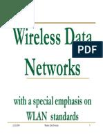 4 Wireless Data Networks