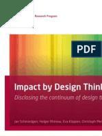 Impact by Design Thinking - Sneak Peek v1.0