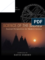 SCIENCE of the SACRED - Ancient Perspectives for Modern Science