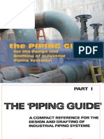 David R Sherwood, Dennis J Whistance the Piping Guide for the Design and Drafting of Industrial Piping Systems 2009
