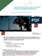 11. Wind Power Plant Dynamic Reactive Power AMSc SandC Vesta