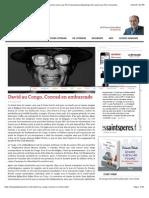 David au Congo, Conrad en embuscade | La République Des Livres par Pierre AssoulineLa République Des Livres par Pierre Assouline