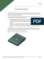 Cisco Ata 187 PDF