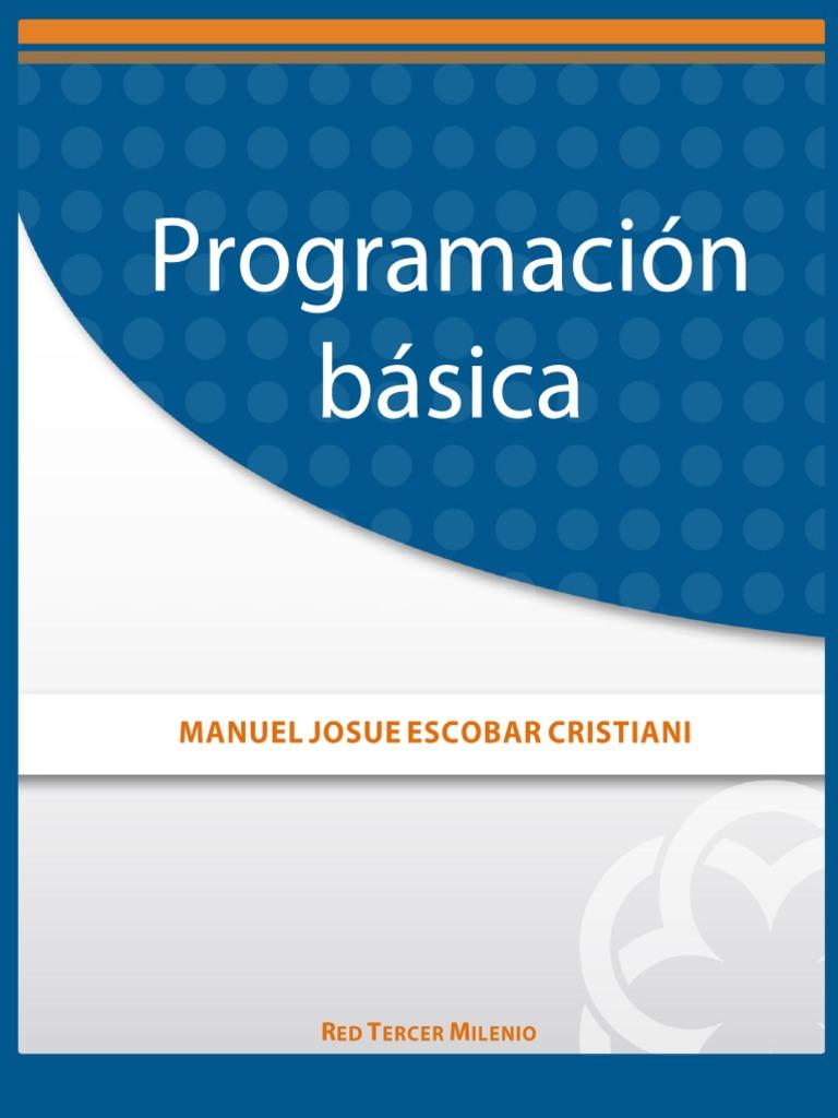 Programacion basicapdf Programming Language Compiler