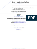 Damage Detection- Uniform Load Surface