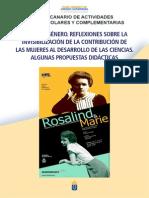 Rosalind Franklin - M Curie -Unidad didáctica.pdf